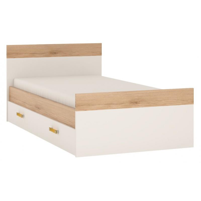 Łóżko do pokoju młodzieżowego Amazon Typ 90 Meble Wójcik