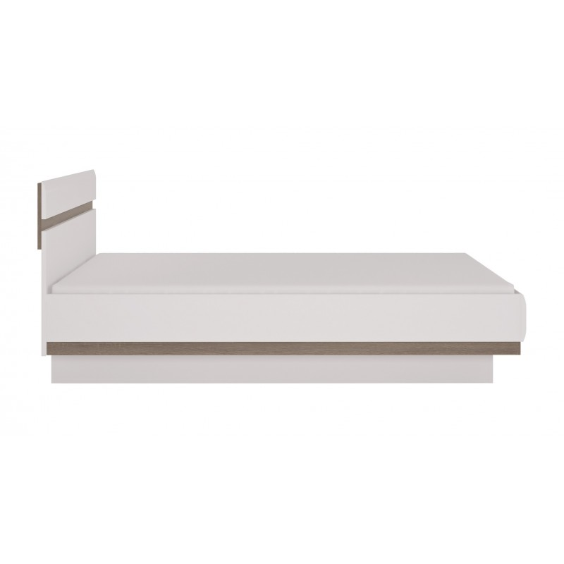 Łóżko 140 Linate Typ 91 Meble Wójcik Kolekcja Linate