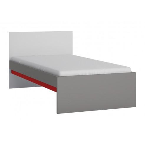 Łóżko Laser Typ LASZ01 Meble Wójcik Kolekcja Laser