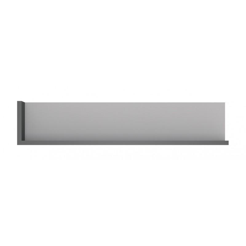 Półka Lyon ciemny Typ LYOP01 Meble Wójcik Kolekcja Lyon Ciemny
