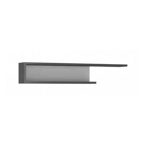 Półka Lyon ciemny Typ LYOP02 Meble Wójcik Kolekcja Lyon Ciemny