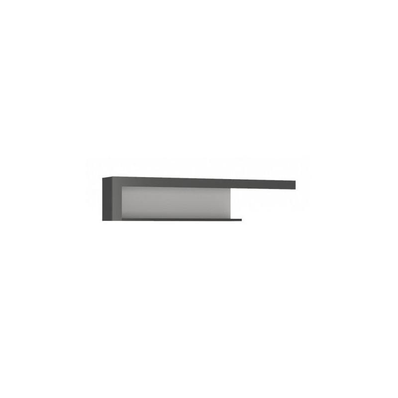 Półka Lyon ciemny Typ LYOP03 Meble Wójcik Kolekcja Lyon Ciemny