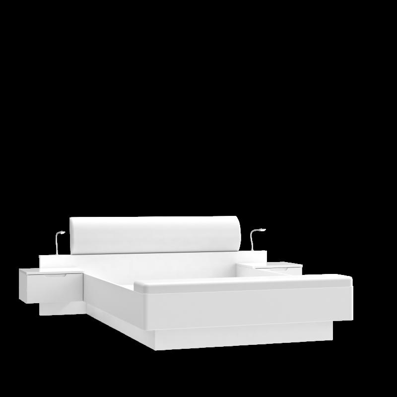 Łóżko Starlet White Typ STWL163