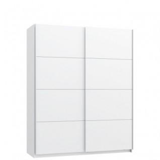 Szafa ubraniowa Starlet White Typ STPS824E1-C04