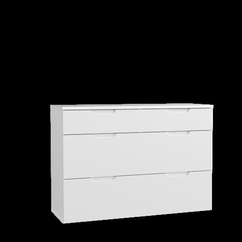 Komoda Starlet White Typ STWK211