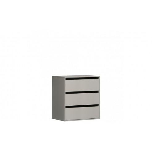 Komoda wewnętrzna szafy Starlet White Typ TWTK24