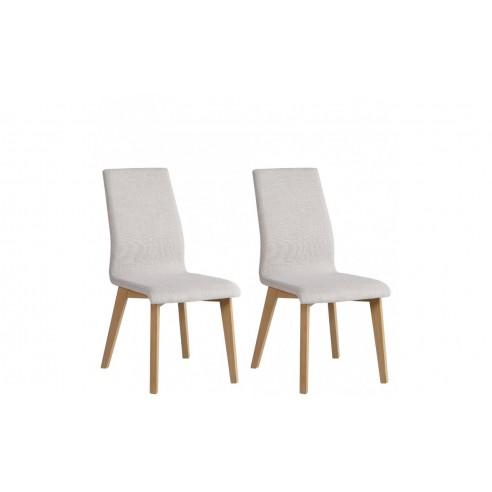 Krzesło Myrtos komplet 2 szt. Typ KR0134-B99-BG91