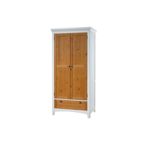 Szafa 2-drzwiowa z 1 szufladą Avignon Typ 70