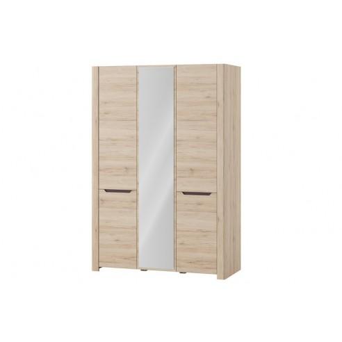 Szafa ubraniowa 3-drzwiowa Desjo Typ 06