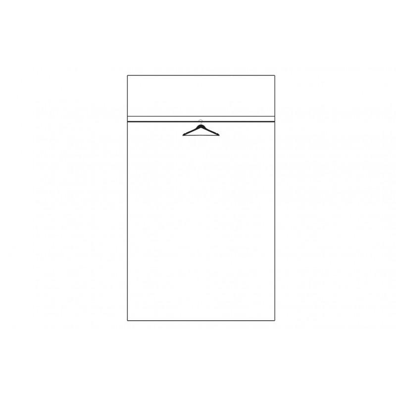 Szafa 2-drzwiowa Velvet Typ 70 Szynaka Meble Kolekcja Velvet