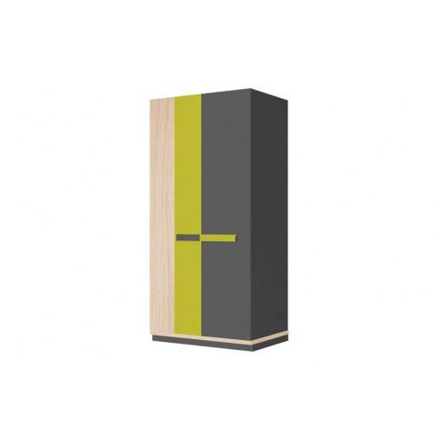 Szafa ubraniowa 2-drzwiowa Wow Typ 04