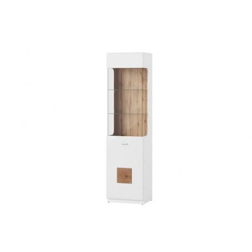 Witryna 1-drzwiowa Wood Typ 10