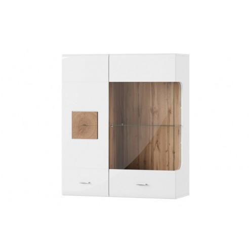 Witryna wisząca 2-drzwiowa Wood Typ 30