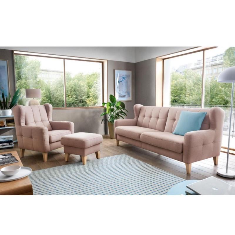 Sofa 3-osobowa z funkcją spania Arno Sweetsit