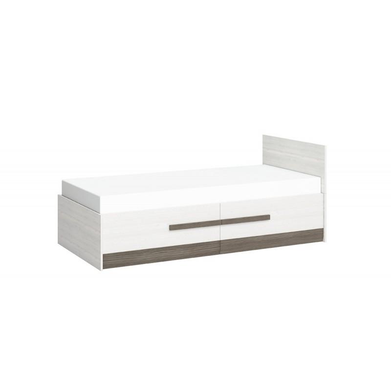 Łóżko Blanco 17 ML Meble Kolekcja Blanco