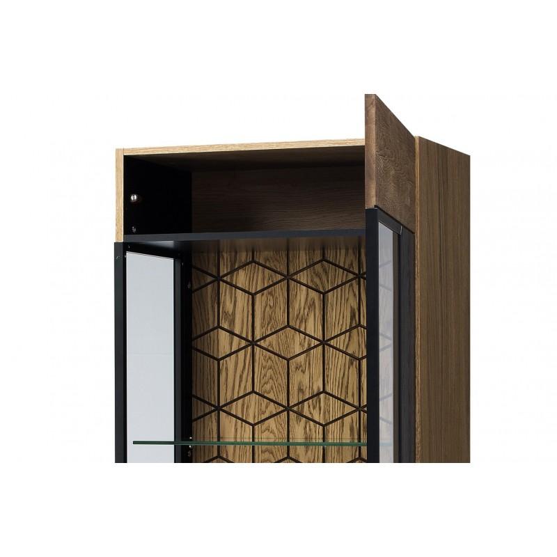 Witryna 1-drzwiowa Mosaic Typ 11 Szynaka Meble Kolekcja Mosaic