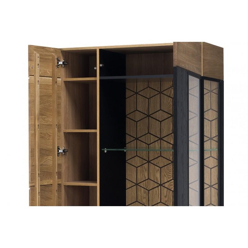 Witryna 2-drzwiowa Mosaic Typ 12 Szynaka Meble Kolekcja Mosaic