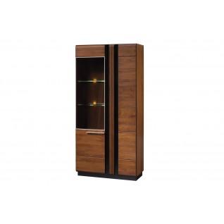 Witryna 2-drzwiowa lewa Porti Typ 12 Szynaka Meble Kolekcja