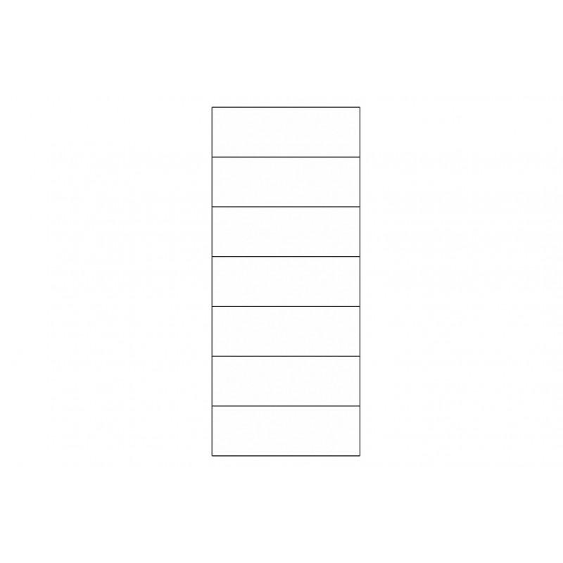 Witryna 1-drzwiowa lewa Velle Typ 10 Szynaka Meble Kolekcja