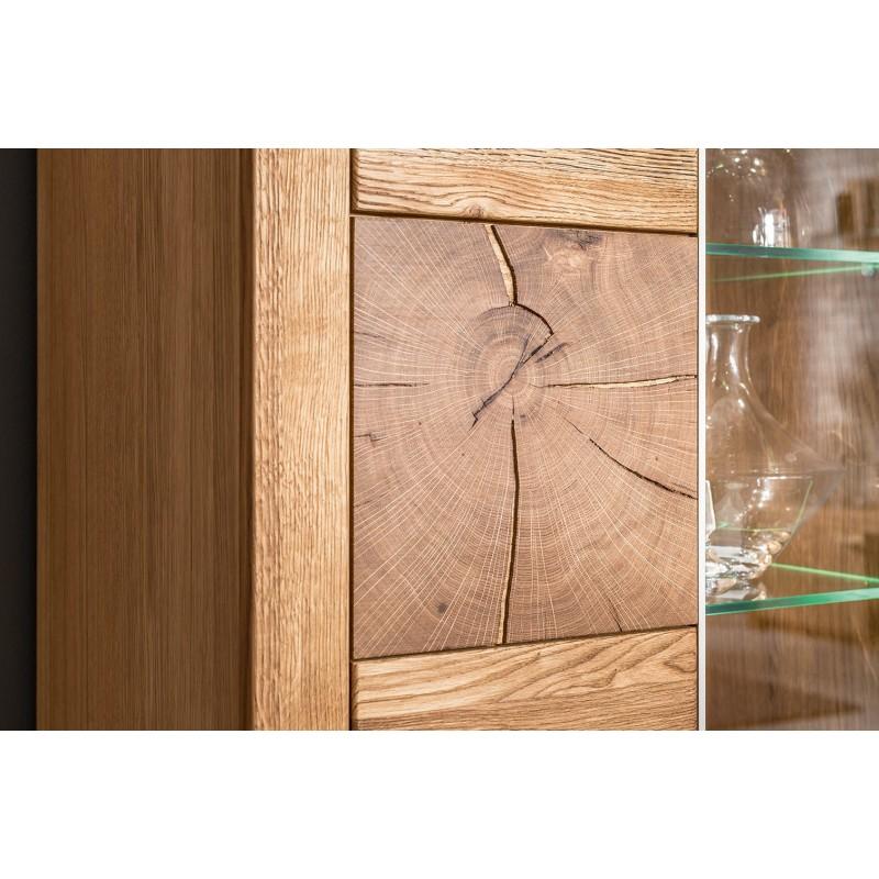 Witryna 1-drzwiowa prawa Velle Typ 11 Szynaka Meble Kolekcja