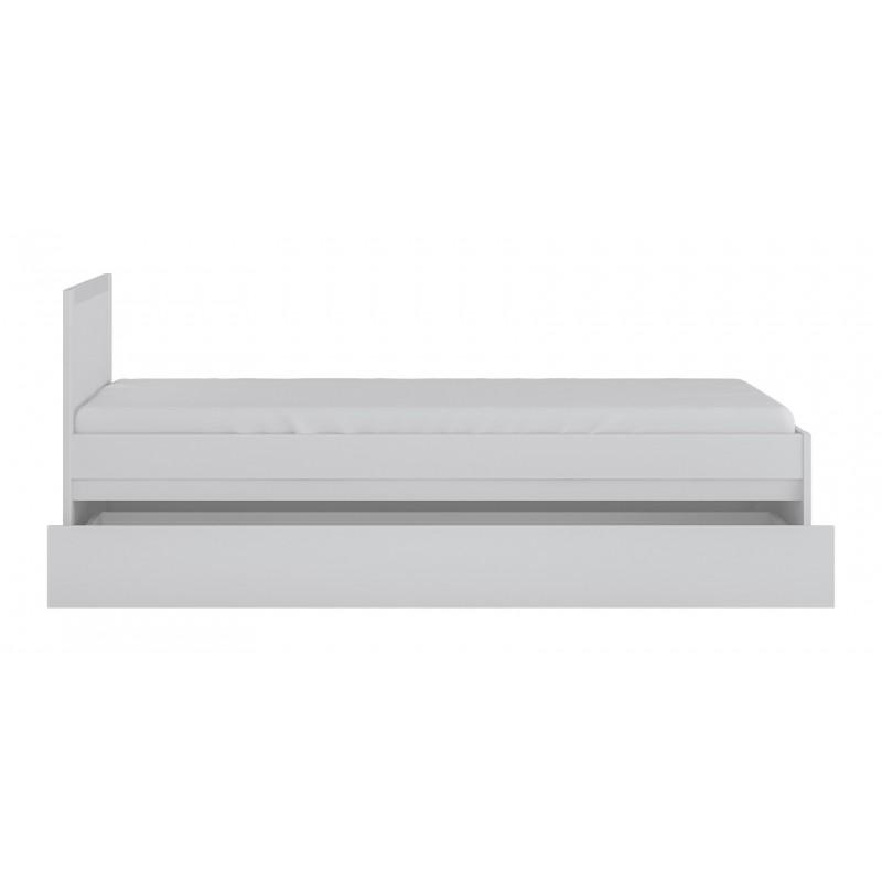 Łóżko 90 cm Novi Typ NVIZ01 Meble Wójcik Kolekcja Novi