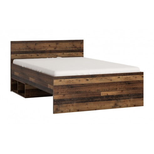Łóżko 120 cm Nubi Typ NUBZ01 Meble Wójcik Kolekcja Nubi