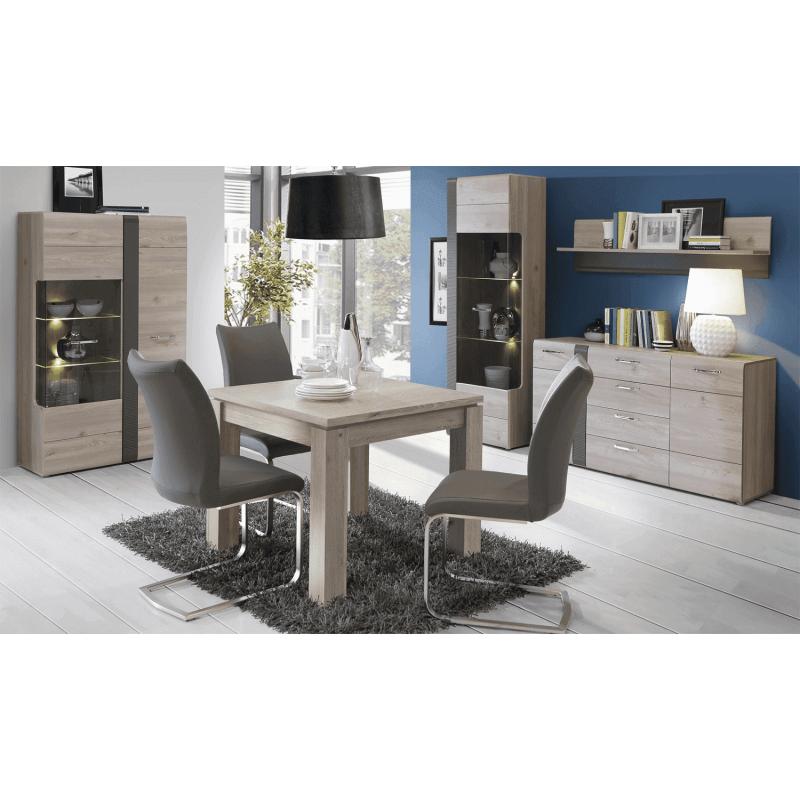 Stół rozkładany Locarno Typ EST45 Meble Forte Kolekcja Locarno
