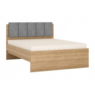 Łóżko Lyon 140 Typ LYOZ01 Meble Wójcik Kolekcja Lyon