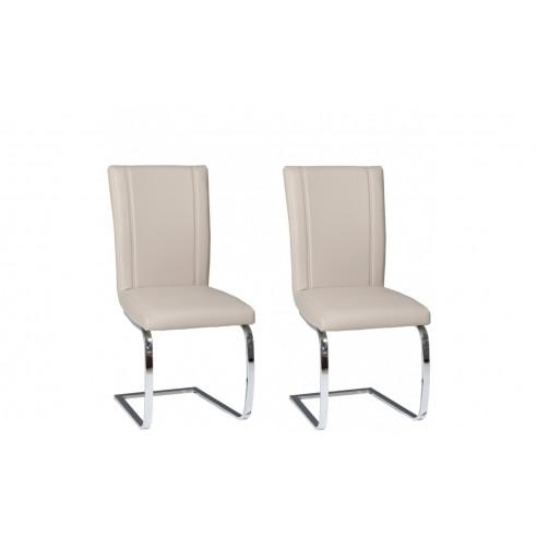 Krzesła GRIND komplet 2 szt. KR0078-MET-U12B