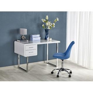 B30 biurko biały-chrom (1p 1szt)