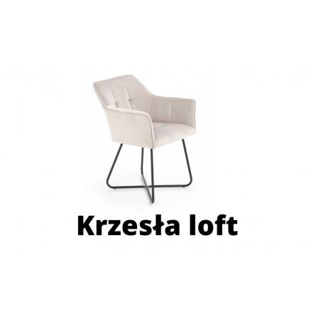 Krzesła loft