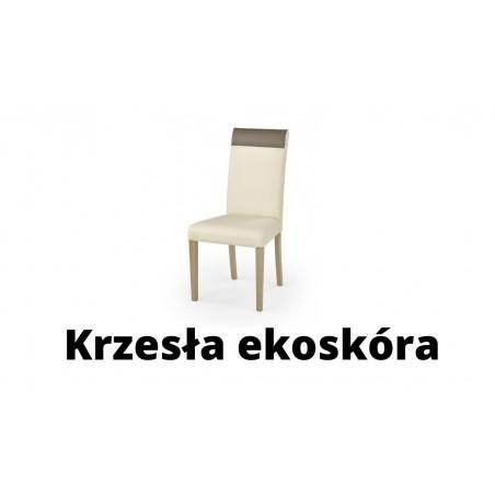 Krzesła ekoskóra