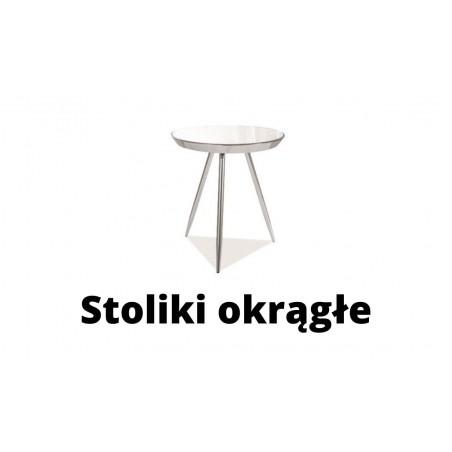 Stoliki okrągłe