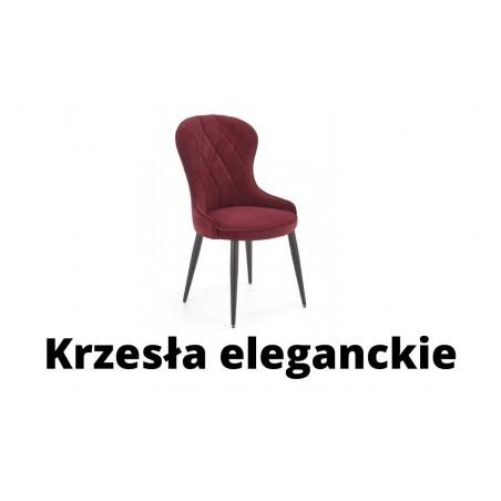 Krzesła eleganckie