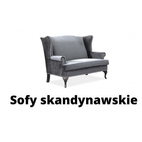 Sofy skandynawskie