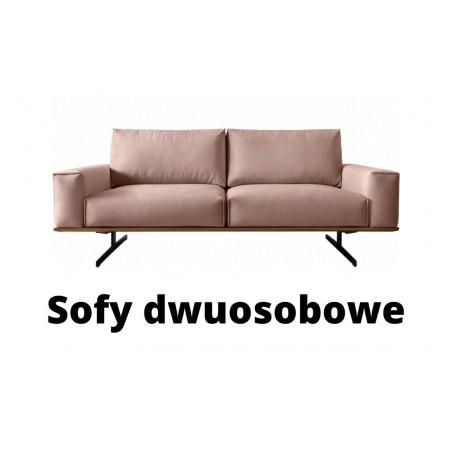 Sofy dwuosobowe