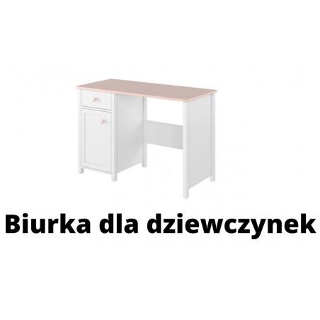 Biurka dla dziewczynek