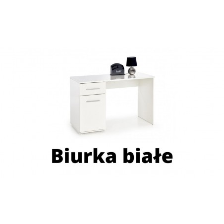 Biurka białe
