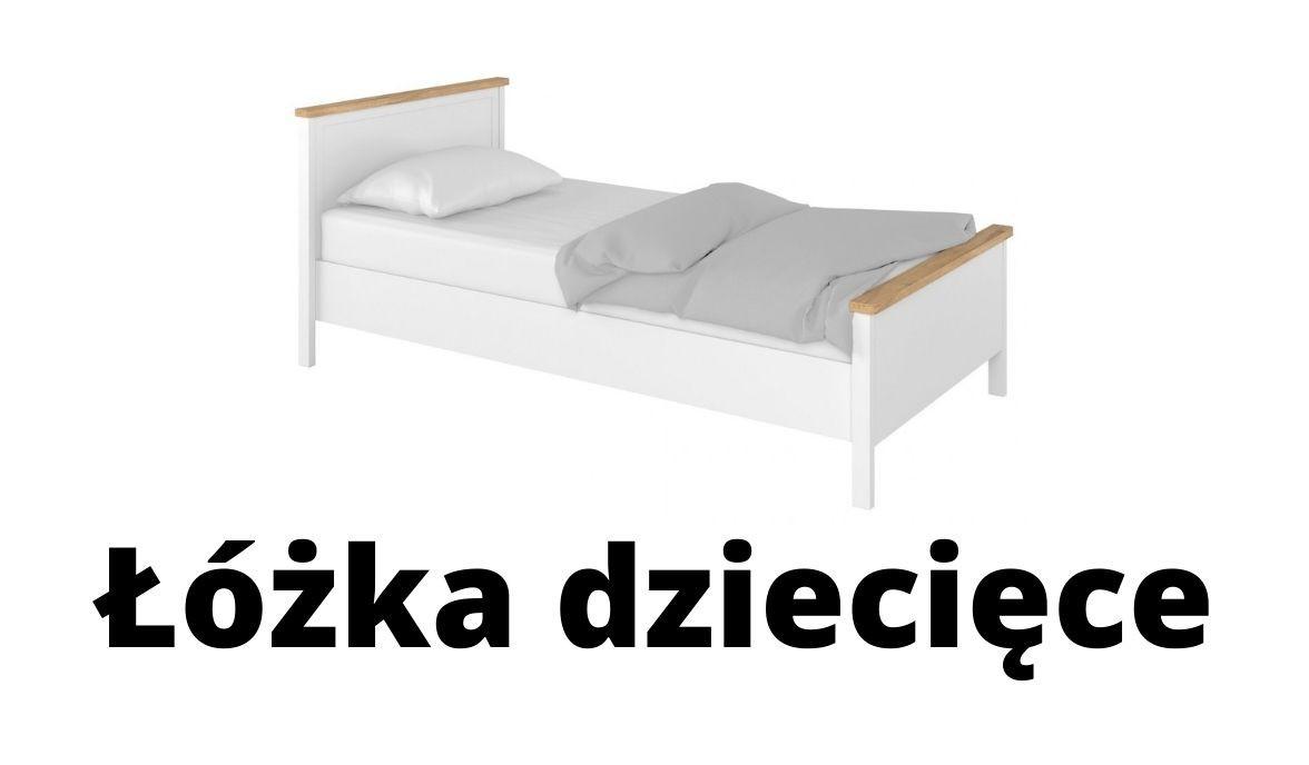 Łóżka dziecięce i młodzieżowe - kup taniej online!