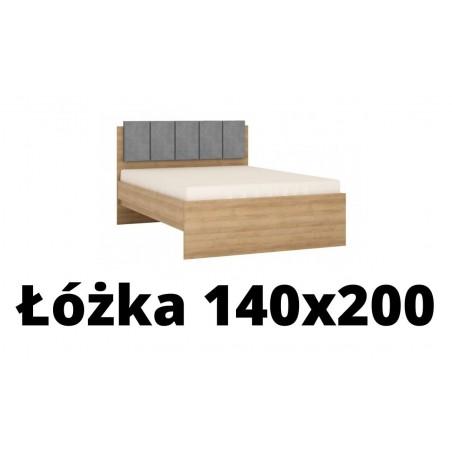 Łóżka 140x200