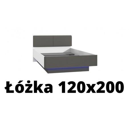Łóżka 120x200