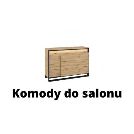Komody do salonu