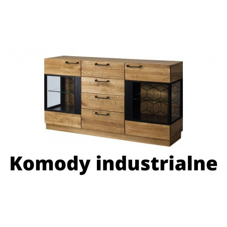 Komody industrialne
