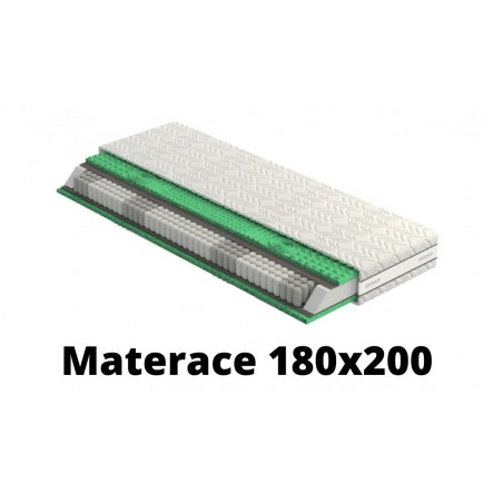 Materace 180x200