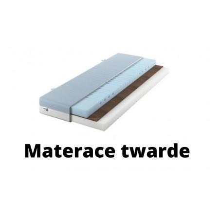 Materace twarde