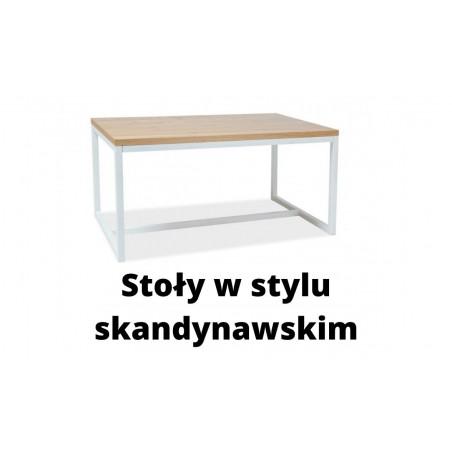 Stoły w stylu skandynawskim