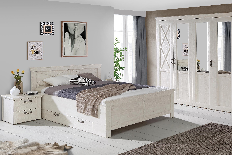 sypialnia w prowansalskim stylu kashmir