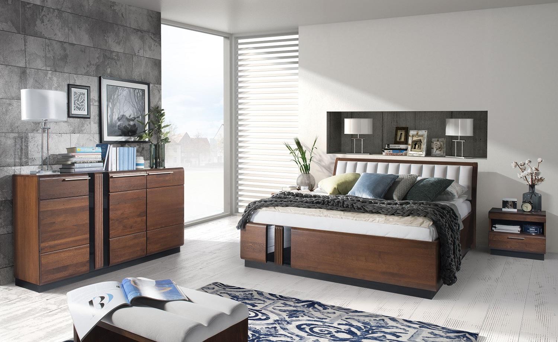 drewniane meble do sypialni porti dąb antyczny
